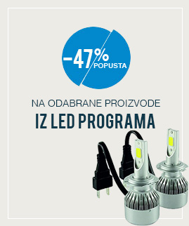 Popust na LED program