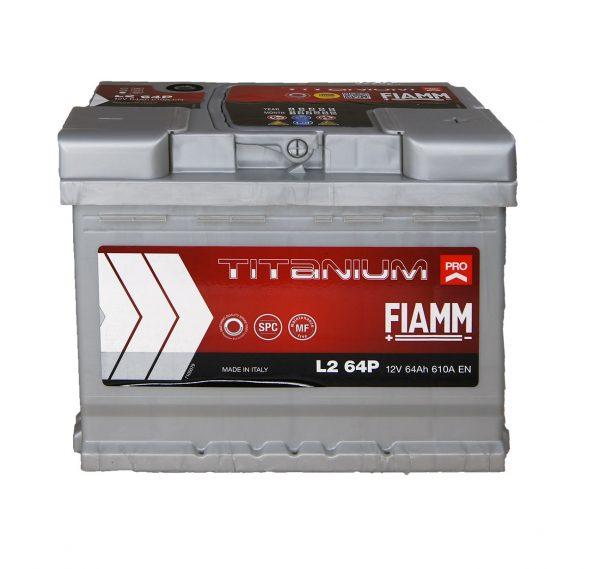titanium pro L2 64P