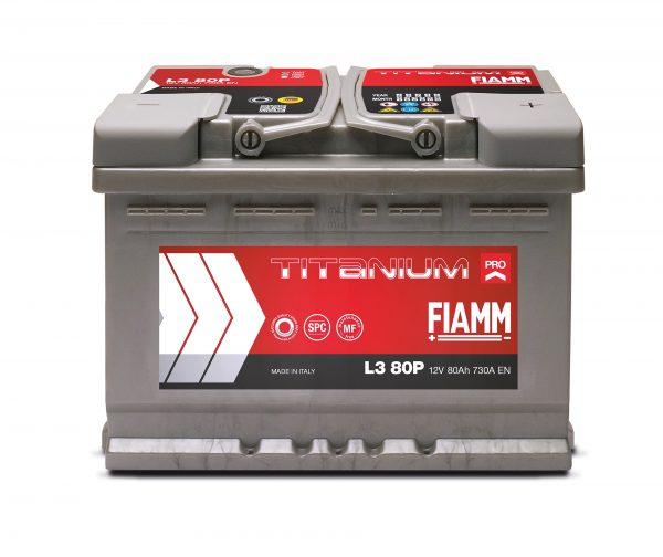 titanium pro L3 80P
