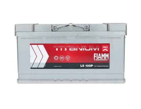 titanium pro L5 100P