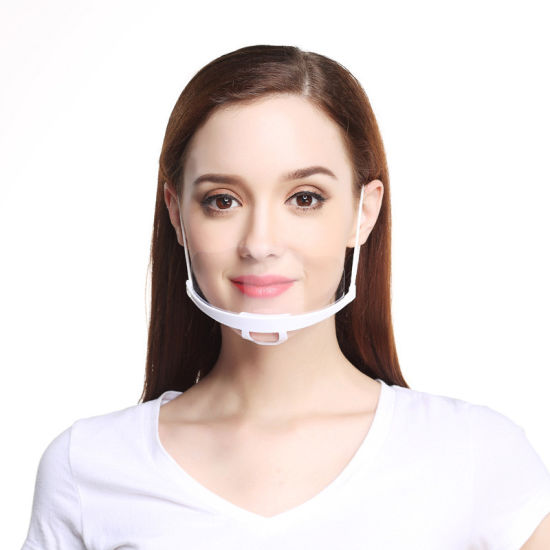 Transparent-Anti-Fog-Face-Plastic-Comfortable-Spittle-Tattoo-Mouth-Cover-Kitchen-Catering