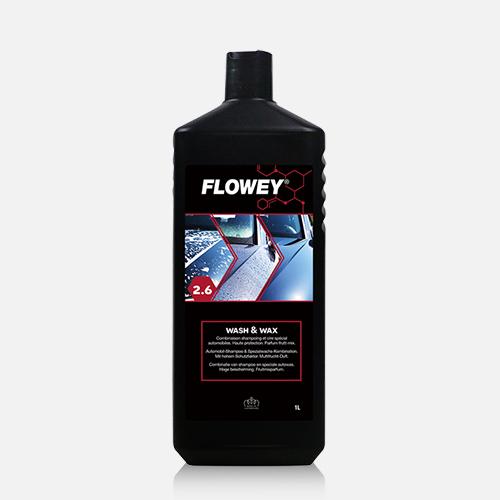 2.6 Wash & Wax